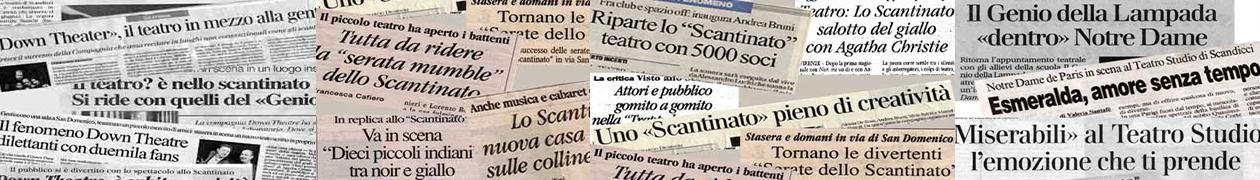Rassegna Stampa..dicono di noi!