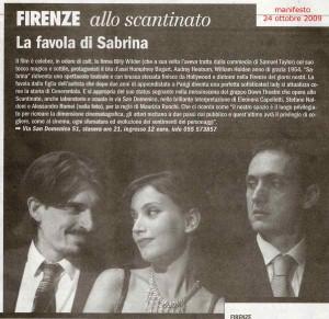 sabrina-2009-manifesto