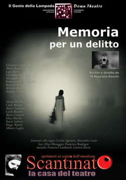 Memoria per un delitto